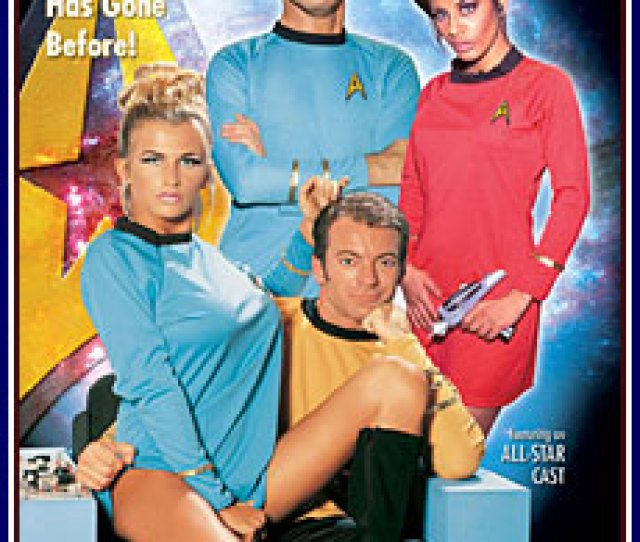 This Isnt Star Trek A Xxx Parody Porn Dvd