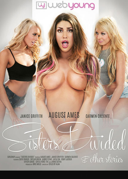 Sisters Divided, Web Young, August Ames, Janice Griffith, Carmen Caliente, Catie Parker, Skylar Green, Aubrey Star, Layla Sin, Remy LaCroix, Taylor Sands, Cayla Lyons, Jenna Sativa, 18+ Teens, All Girl, Lesbian, All Sex, Family Roleplay