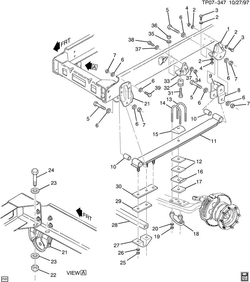 Chevy Truck 10 Bolt Rear End Diagram Wiring Diagrams