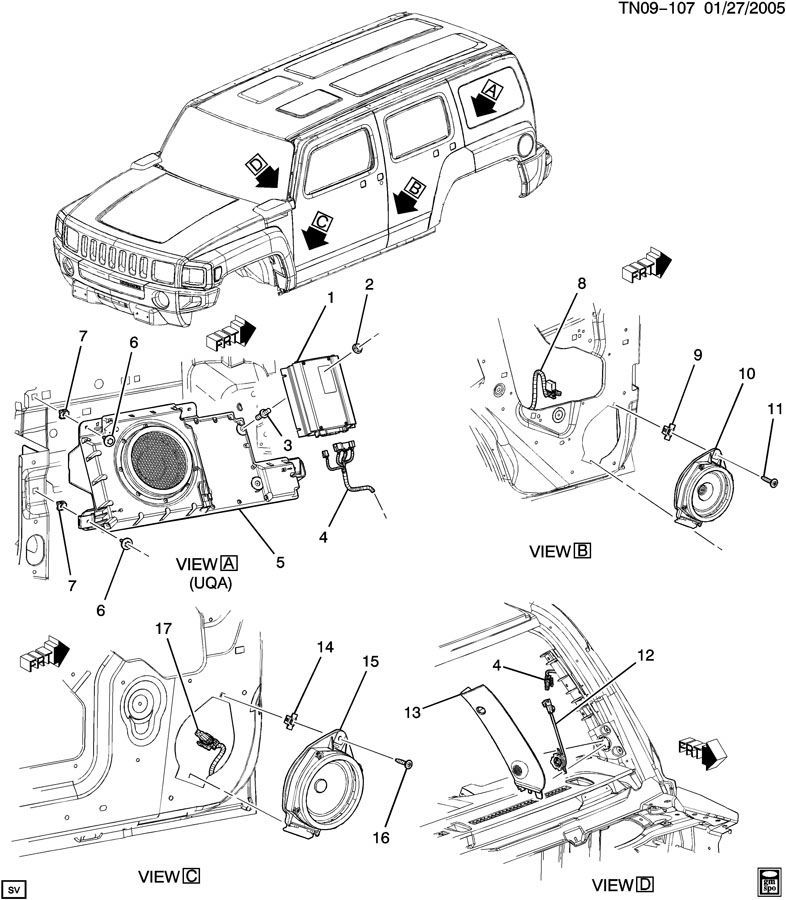 Hummer H3 Headlight Wiring Diagram 34 Wiring Diagram Images