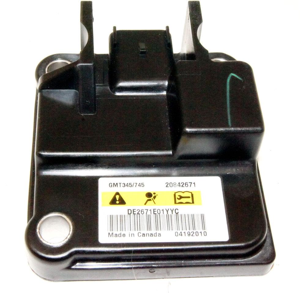 2007 Hummer H3 Fuse Box 06