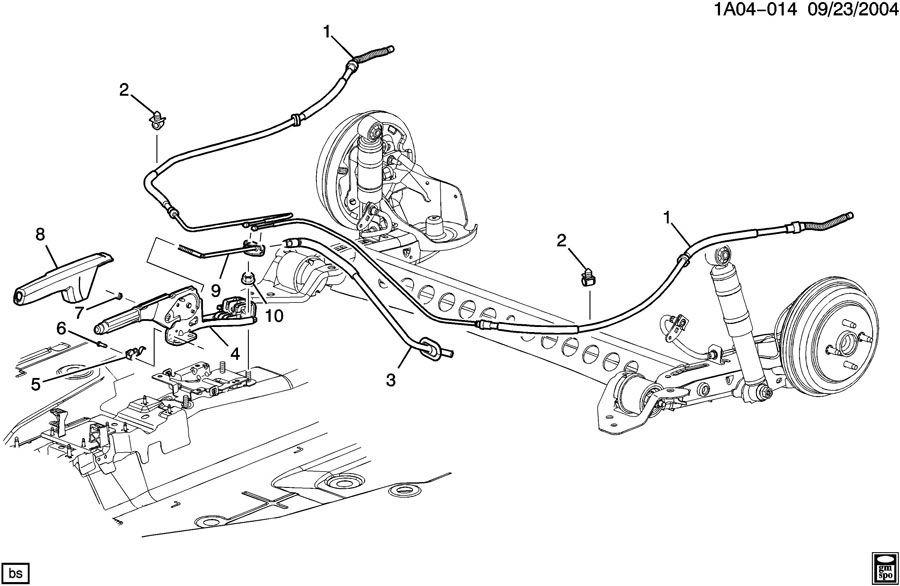 Chevrolet Cobalt Pontiac Pursuit G5 Emergency Parking