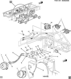 Gmc 8500 Wiring Diagrams For 1994 GMC Electrical Diagram