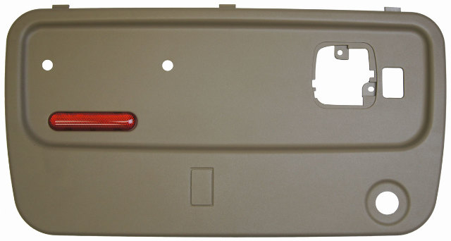 Rear Dodge Panel Door 1999 Durango