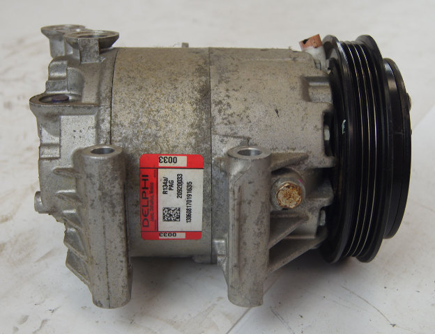 2006-2013 Chevy Corvette C6 A/C Compressor Used Tested