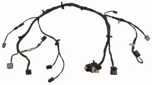 20082009 Hummer H2 Floor Console Wiring Harness New OEM