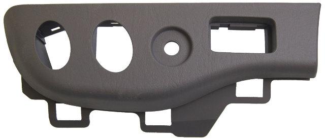 Black Sierra 04 Tool Box Gmc