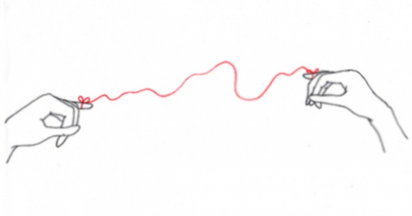 Image result for red string of fate