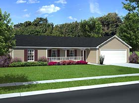 View these Ranch House Plans