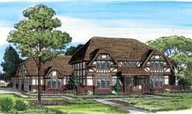 Tudor Home Design