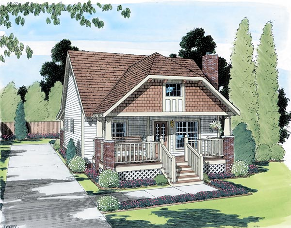 House Plan 24240 At