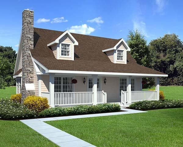 House Plan 34601 At
