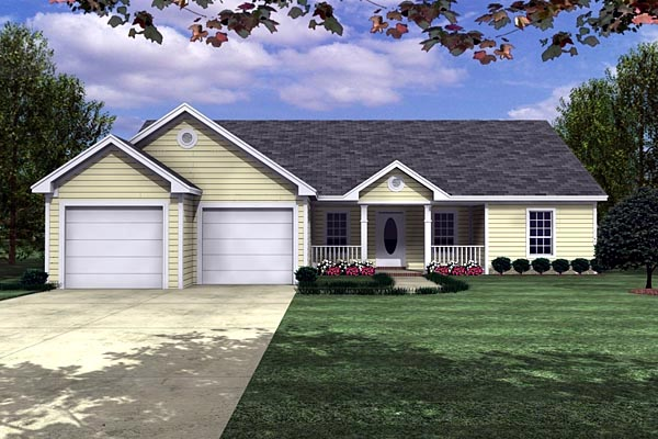 House Plan 59002 At