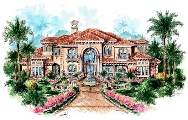 House Plan 60481 At