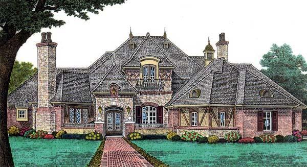 House Plan 66202 At