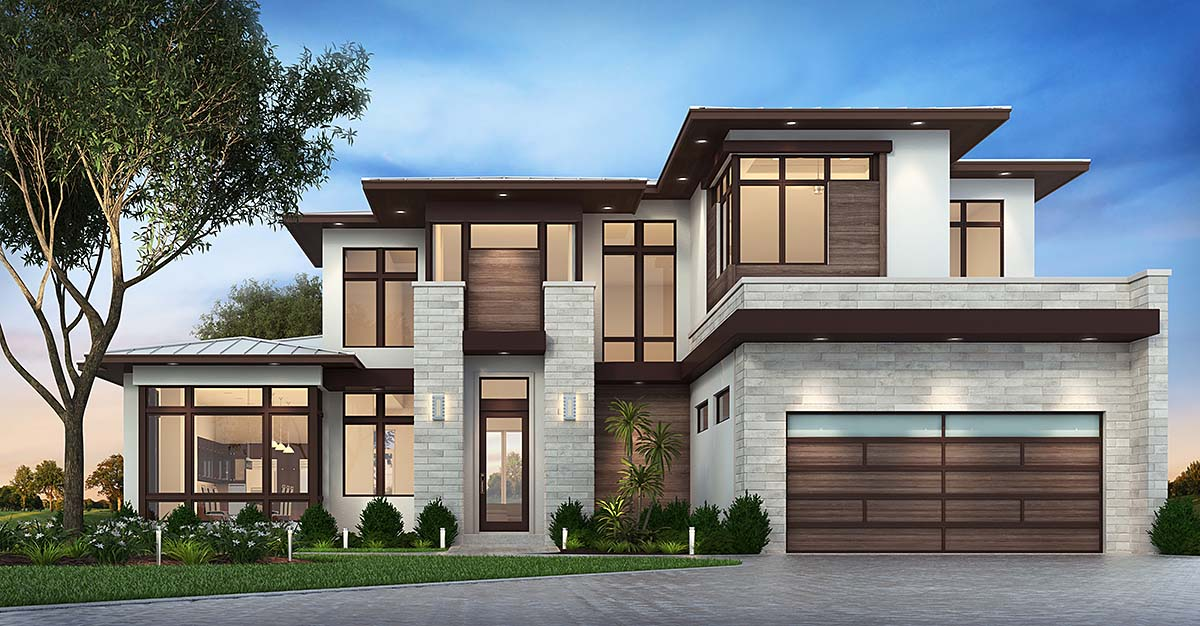 House Plan 75977 At FamilyHomePlans.com