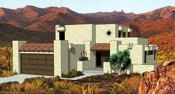 House Plan 94423 At
