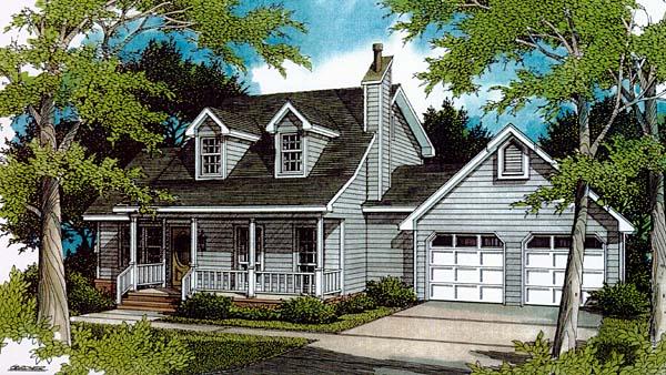 House Plan 96544 At