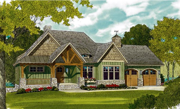 House Plan 97044 At