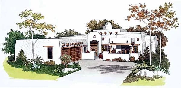 House Plan 99276 At