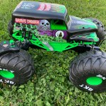 Monster Jam Mega Grave Digger Remote Control Monster Truck Reviews In Remote Control Toys Familyrated Page 3
