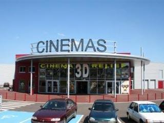 cinema grand ecran ester limoges