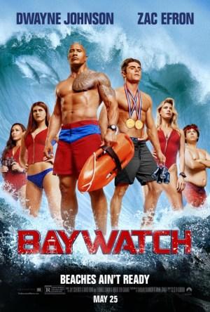 Algemene Baywatch poster
