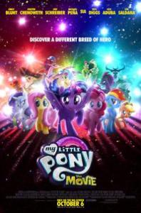 My Little Pony  The Movie   Fandango My Little Pony  The Movie Movie Poster
