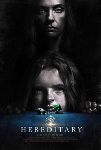 Hereditary Times   Movie Tickets   Fandango Hereditary Movie Poster