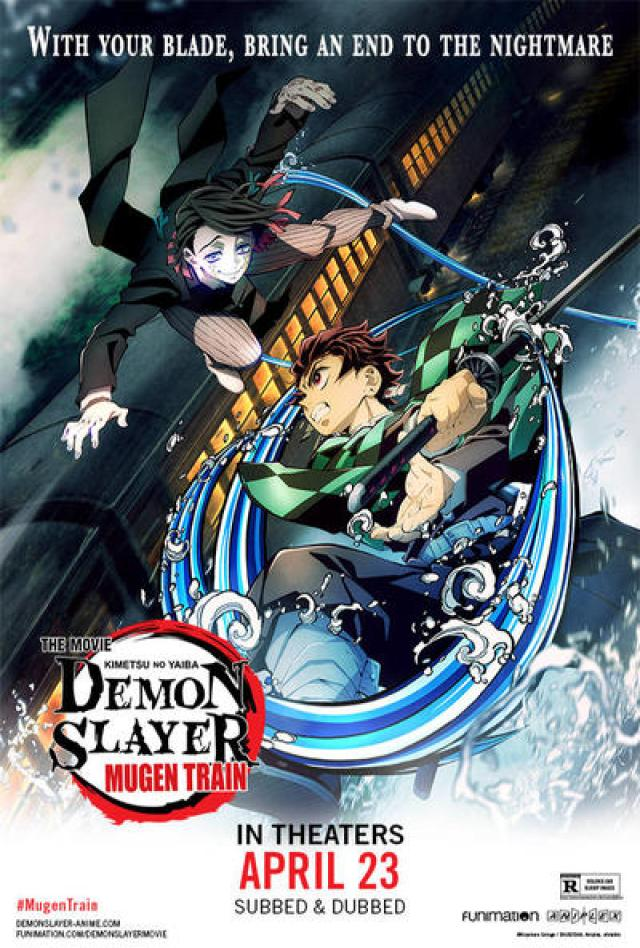 Demon Slayer -Kimetsu no Yaiba- The Movie: Mugen Train (2021) - Tickets &  Showtimes Near You | Fandango