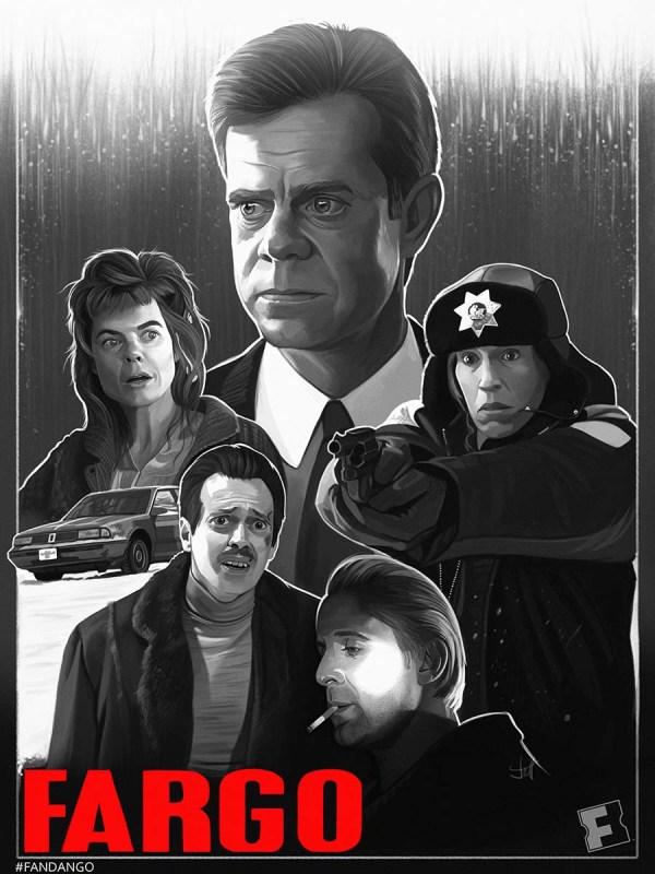 EXCLUSIVE: 'Fargo' 20th Anniversary Artwork | Fandango