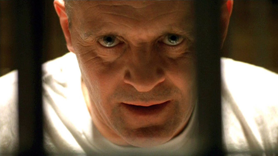 Image result for the silence of the lambs hannibal lecter