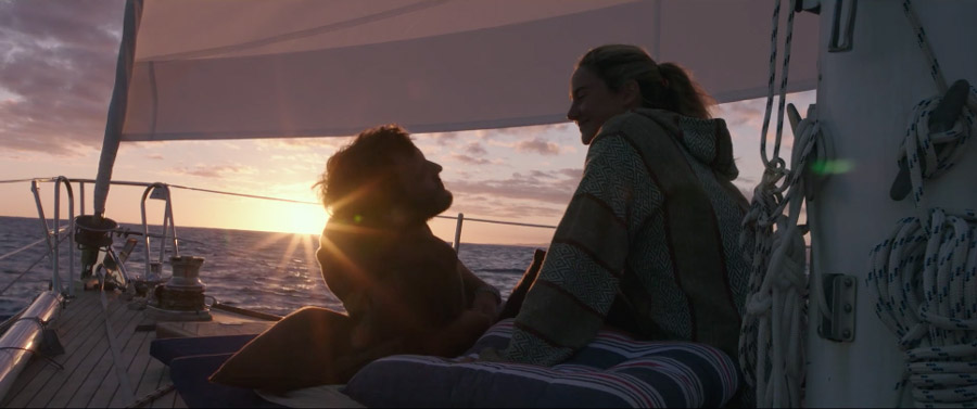 Watch Exclusive 'Adrift' Trailer | Fandango