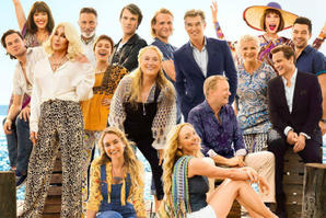 Watch Exclusive 'Mamma Mia!: Here We Go Again' Video: Becoming Donna