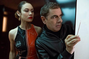 Watch Exclusive 'Johnny English Strikes Again' Clip: Olive Slip