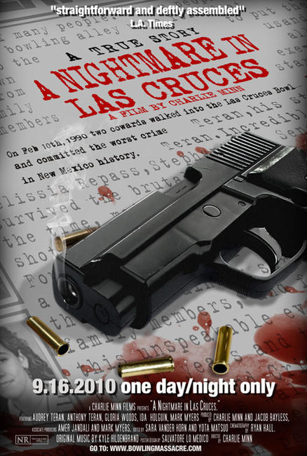 Poster do filme A Nightmare in Las Cruces