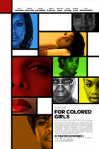 "Poster art for ""For Colored Girls"""