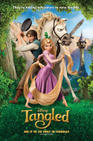 Poster for Tangled 3D