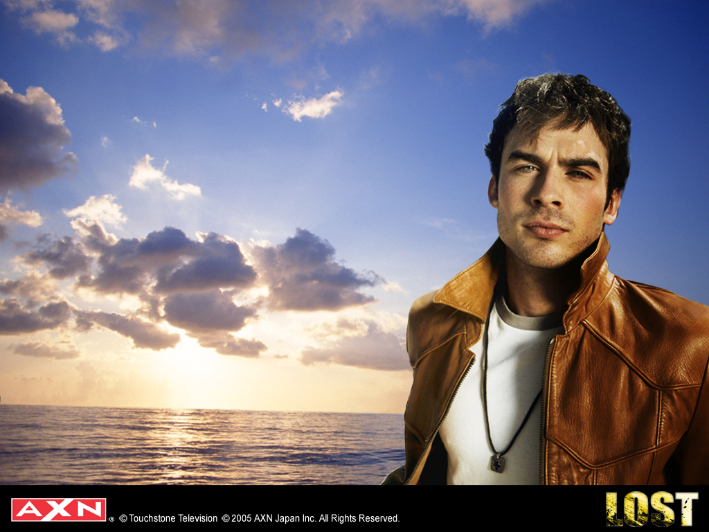 Boone Lost - ian-somerhalder wallpaper