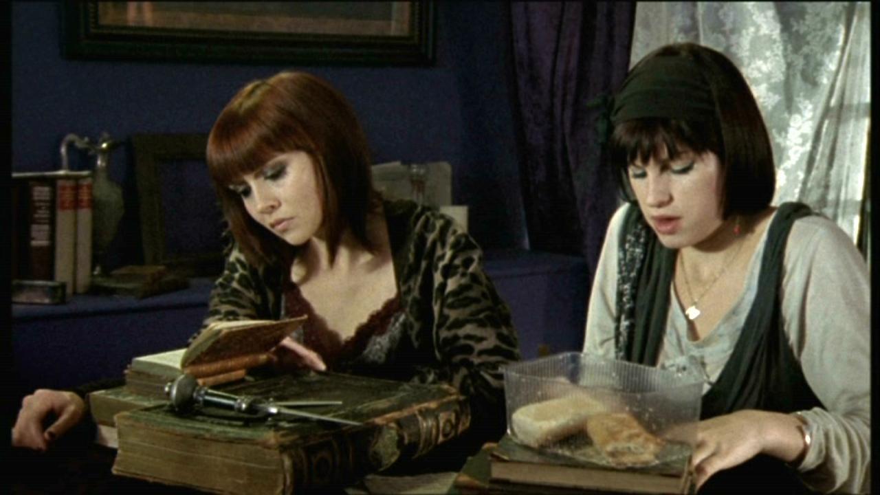 Image result for hex tv series laura pyper