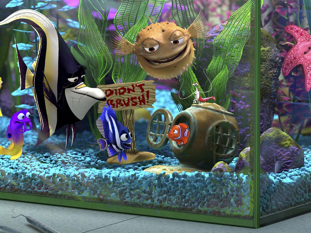 Finding Nemo - Finding Nemo Wallpaper (241335) - Fanpop