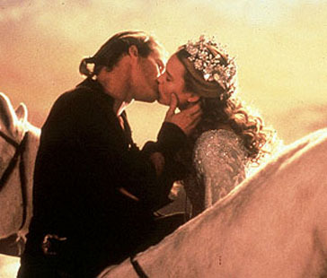 Image result for the princess bride kiss