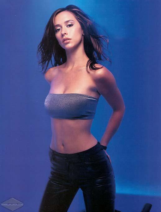 Jennifer Love Hewitt hot black wallpapers