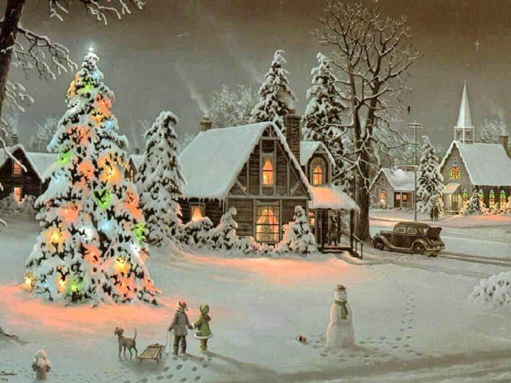 Awakening Tempest Merry Christmas