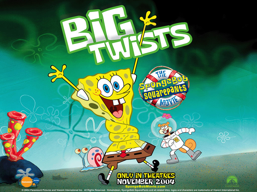 the spongebob squarepants movie dvd full screen