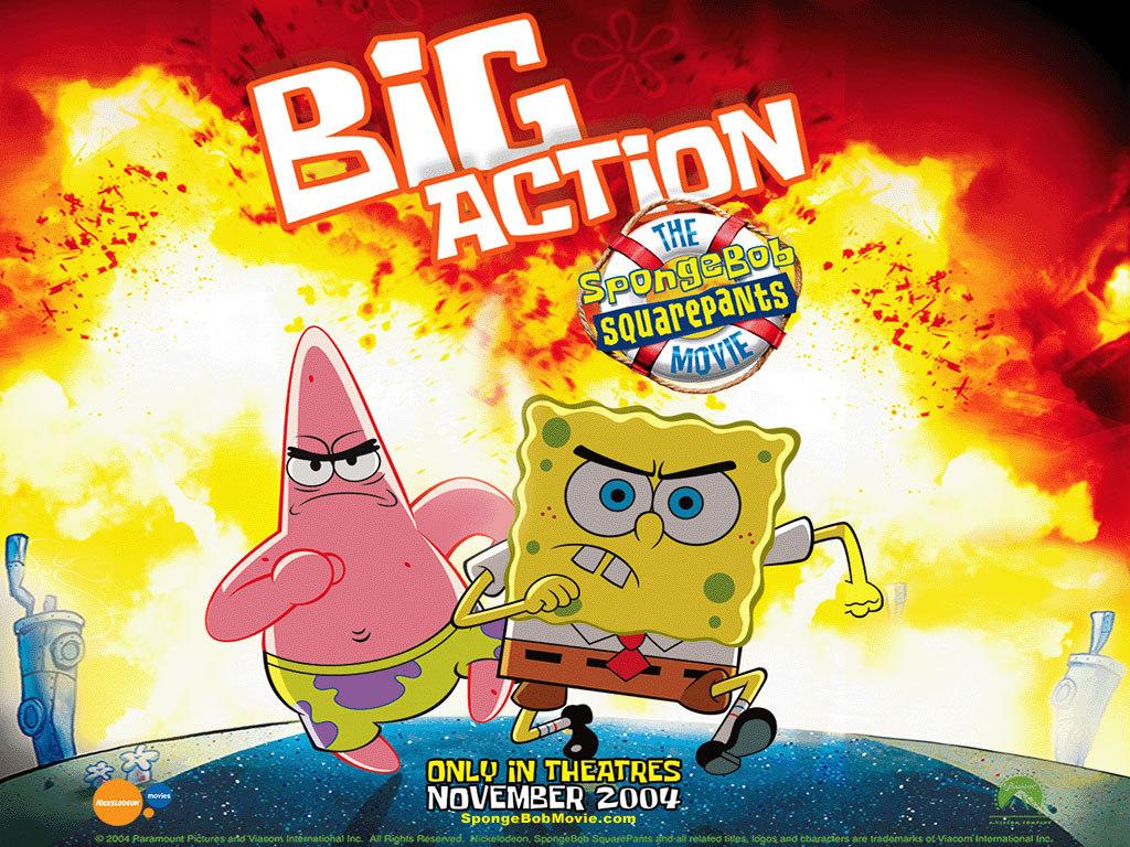 Baby Spongebob And Sandy