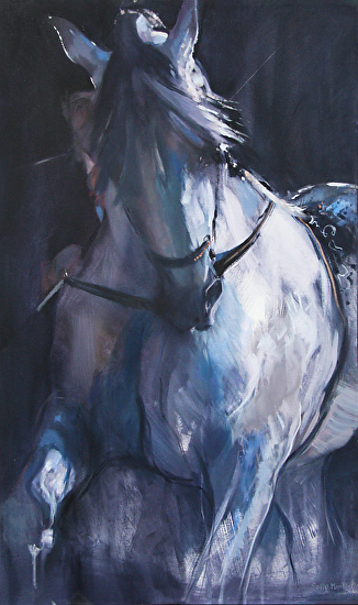 andalusianbluesweb - Oil