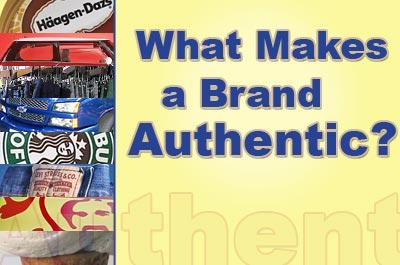 ¿Qué hace auténtica a una marca?