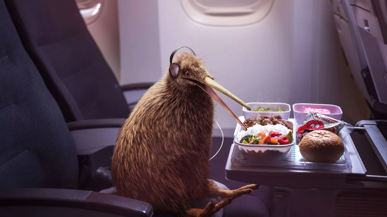 Air New Zealand Is Coming After Americans With A Talking