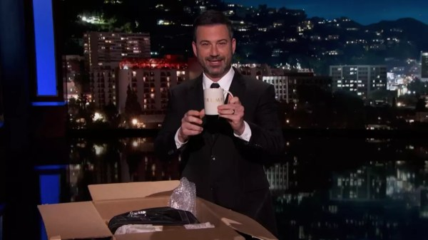 Jimmy Kimmel Calls Out Trump's Hypocrisy Over Made-In ...